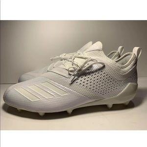 new products 0fbce 32ddf adidas Shoes - Adidas Adizero 5-Star 7.0 White Football SZ 12.5